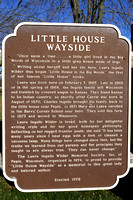 Birthplace of Laura Ingalls Wilder